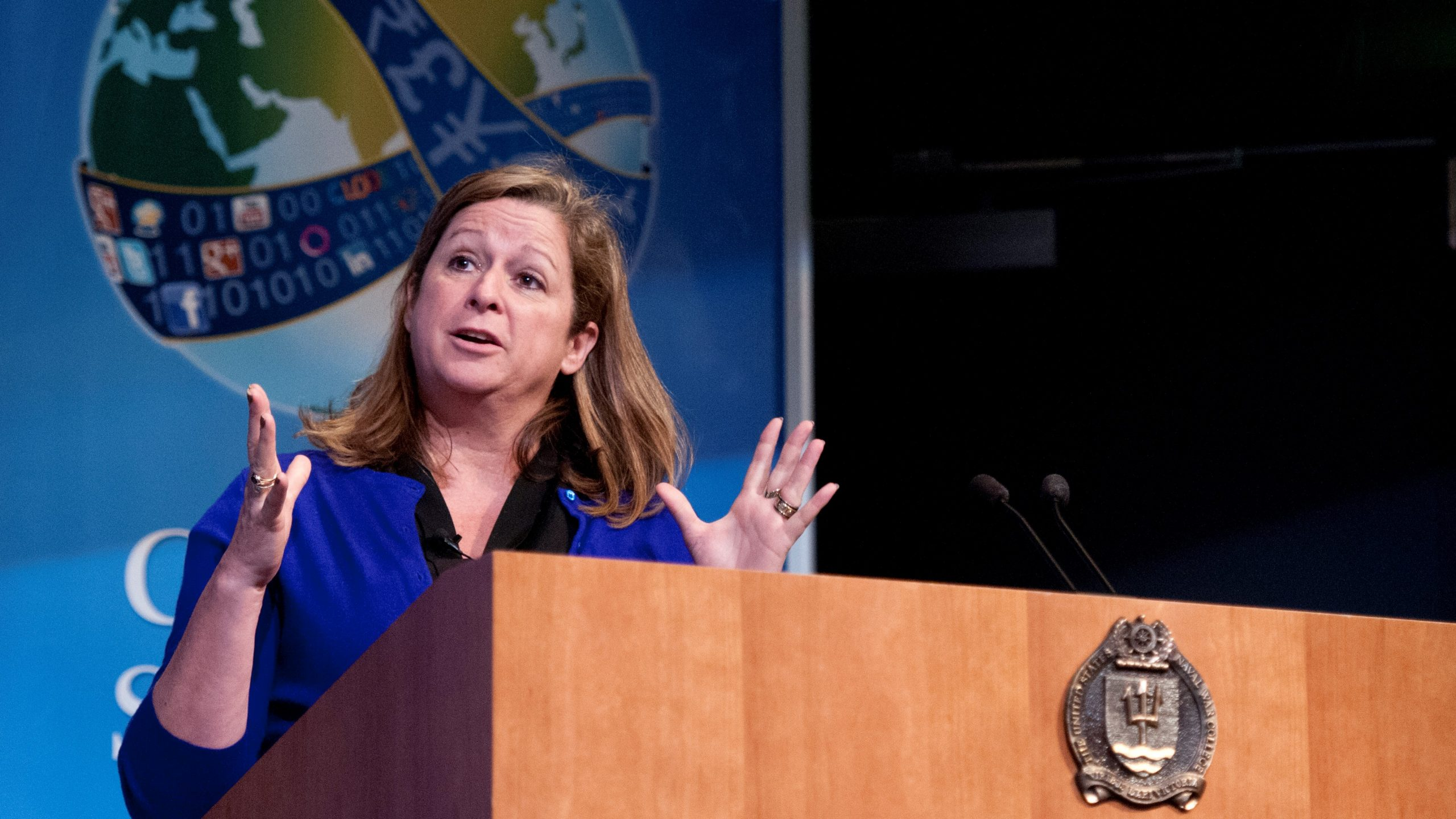 Abigail Disney in 2020