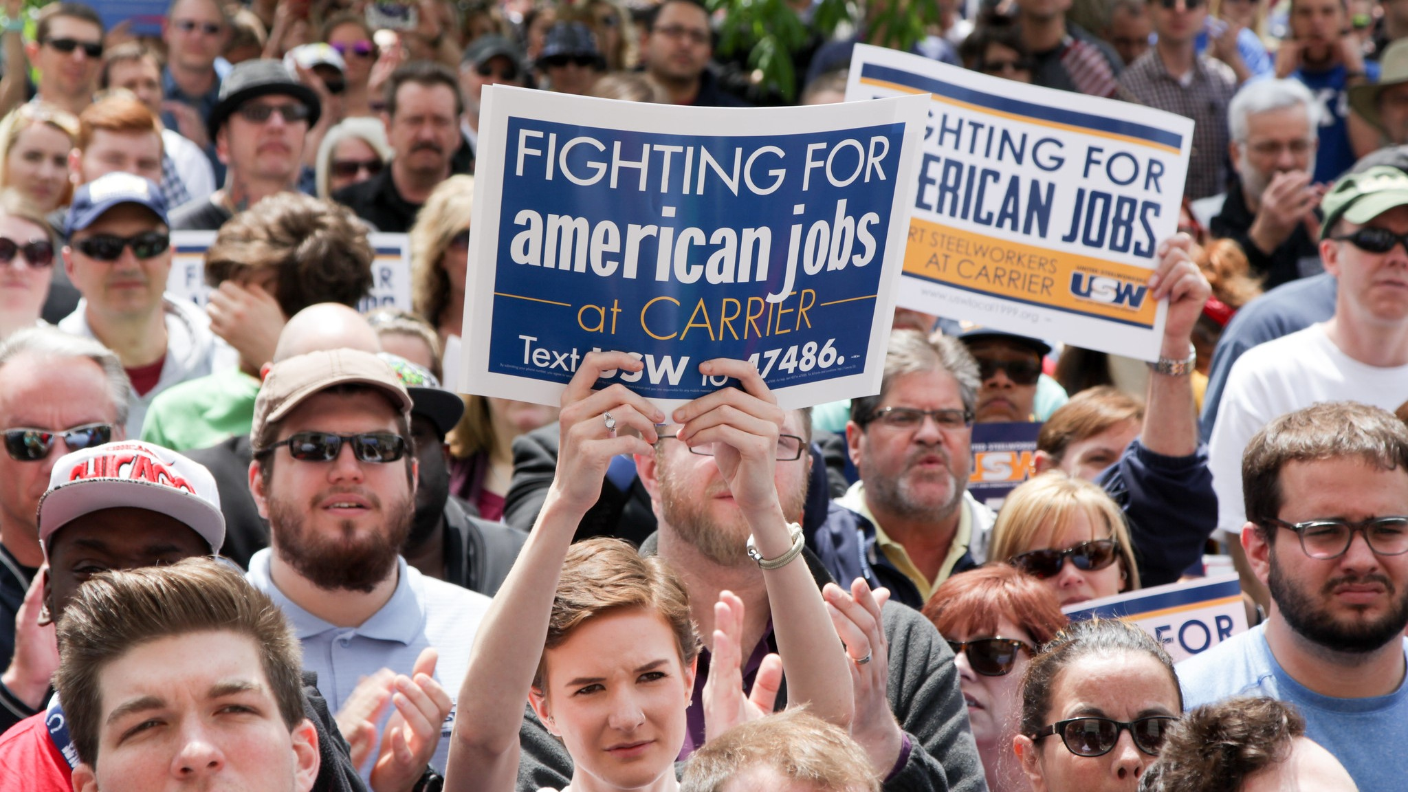 united steelworkers demonstrations usa